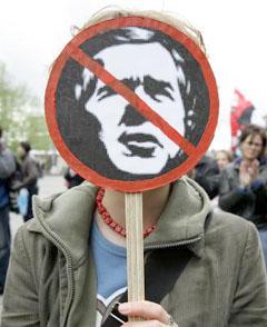 Bushmaastrichtprotestet